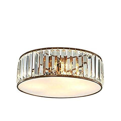 Rideaux Largeur 42 Cm - DPG Lighting K9 Cristal Bronze Lumière Chandelier