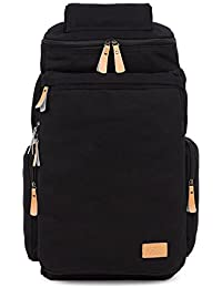 47539bbf178 Keshi Canvas Fashion Backpack Bag, Fashion Cute Lightweight Backpacks for Teen  Young Girls