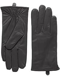 Isotoner Damen Handschuhe Ladies Isotoner 3 Point Leather Gloves