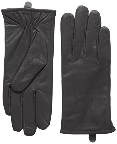 isotoner-ladies-isotoner-3-point-leather-gloves-guantes-mujer