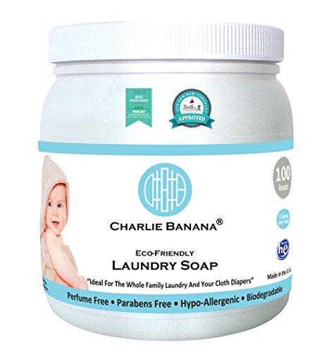 Charlie Banana Wäschekorb Seife für Babys