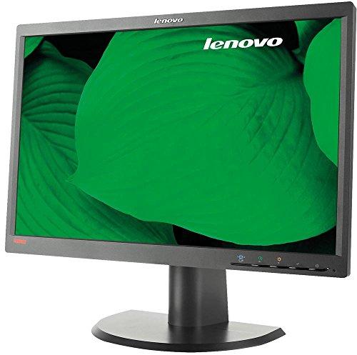 Lenovo ThinkVision LT2252p LED 22 Zoll HD+ 1680x1050 DisplayPort VGA DVI Monitor TFT 2572-MB1 Monitor TFT (Zertifiziert und Generalüberholt)