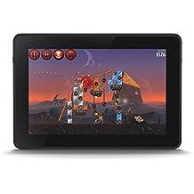 """Kindle Fire HDX 7"""" (17 cm) reacondicionado certificado, pantalla HDX, Wi-Fi, 16 GB - incluye ofertas especiales (3ª generación)"""