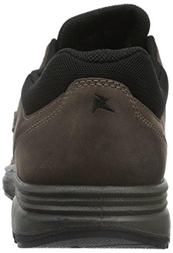 Ecco Light IV, Chaussures Multisport Outdoor Homme Marron (MOCHA/BLACK59477)