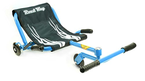 UMIT C102mit Stuhl, Unisex Kinder Scooter, Blau, M