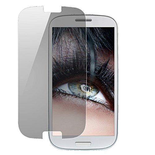 mtb Display Schutzglas aus Tempered Glass für das Samsung Galaxy Ace 4 (SM-G357, 4.3'') - 9H - 2.5D - Schutzfolie Glasfolie