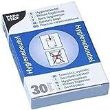 NEUTRAL Pack de 30 Sachets hygiéniques en polyéthylène pour distributeur