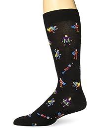 K. Bell Socks Men's Occupation Novelty Crew Socks