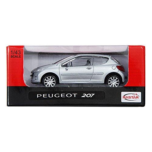 rastar-peugeot-207-silver-die-cast-toys-mini-car