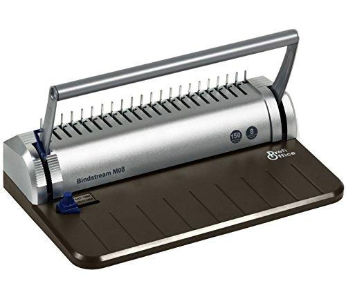 ProfiOffice® Bindstream M08, Bindegerät / Spiralbindegerät / Plastikbindegerät, DIN A4 (79007)