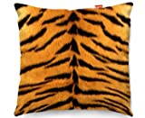 Tiger Animal Skin Print Sofa Cushion Cojín para Sofá - (45x45cm) Medium