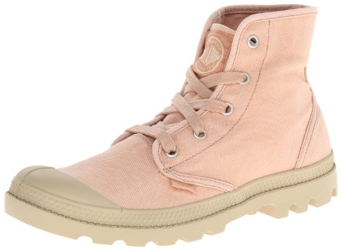 Palladium - Stivali ~PAMPA HI~~SALMON PINK/PUTTY~~M~, Donna