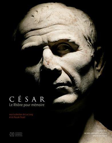 César, le Rhône pour mémoire : Vingt ans de fouilles dans le fleuve à Arles