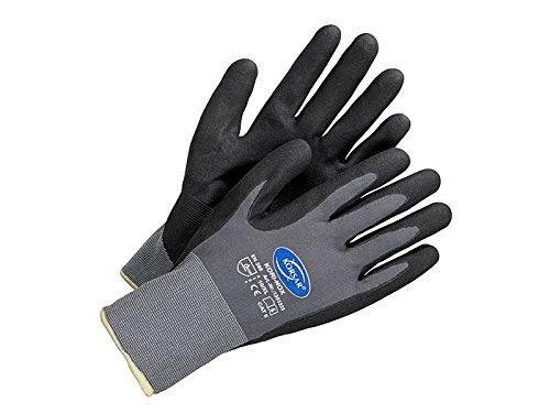 KORSAR® Kori-Nox Größe 9 / L Arbeitshandschuhe schwarz / grau Arbeitsschutz