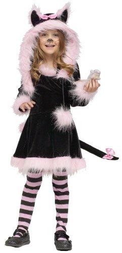 ty Kinderkost-m Medium - 8 - 10 (Pretty Kitty Kostüm)
