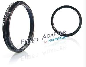 Adaptateur filtre bague d'adaptation pour objectif à hasselblad b60 standard fileté de 62 mm bague step-up