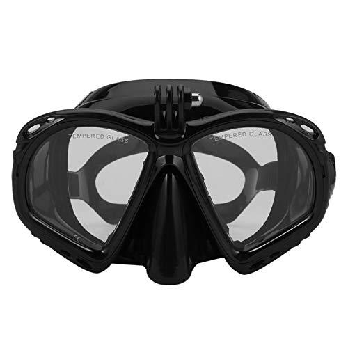 Cloverclover Professionelle Taucherbrille für Unterwasserkamera