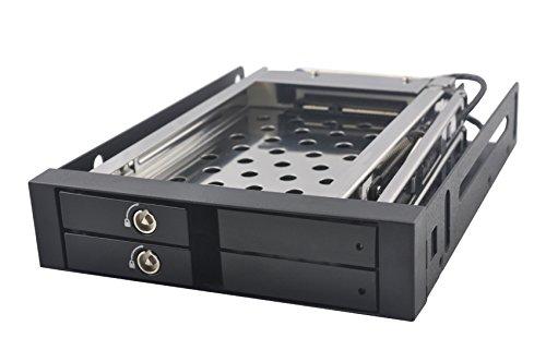 dshot-sata-alluminio-2-drive-635-cm-per-trayless-hot-swap-sata-mobile-backplane-dual-drive-sata-di-r