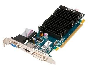 HIS ATI Radeon HD5450 Silence Grafikkarte (PCI-e, 1GB DDR3 Speicher, DVI, HDMI)