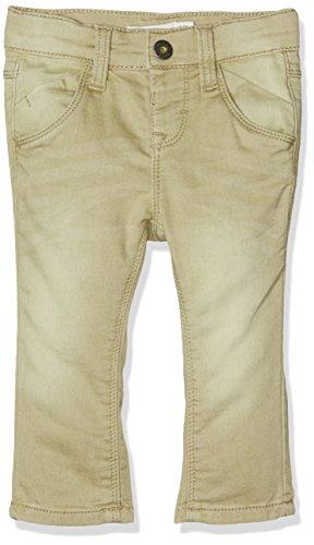 NAME IT Nitjoe Slim/Slim Dnm Pant Mini Noos, Jeans Bimba, Beige (Curry Curry), 86