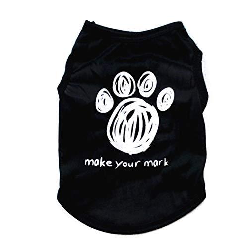 Bontand Camiseta del Animal Doméstico del Perrito Ropa Suéter Suave del Perro...