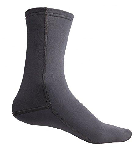 Hiko Neopren Socken Slim 0,5mm Neoprensocken Wassersport Kanu Kajak SUP Surfen, Schuhgrößen:4/5
