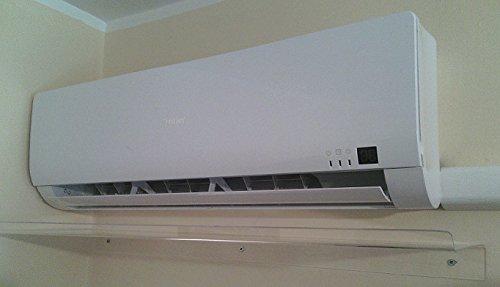 Deflettore aria 110cm per condizionatori e split for Climatizzatori amazon