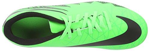 Nike Hypervenom Phade II FG, Chaussures de football homme Vert - Grün (Green Strike/Black-Black)