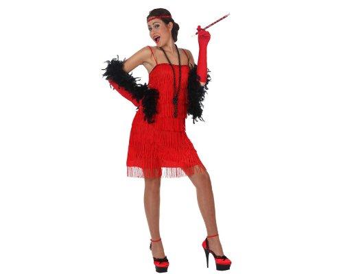 Imagen de atosa  disfraz de años 20 para mujer, talla m/l 97074