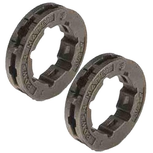 "Oregon (2 Pack) Power Mate Rand Ritzel (SD7 Standard 7 Spline) 0,95 ""x 8 Zahn # 22273–2 Stück"