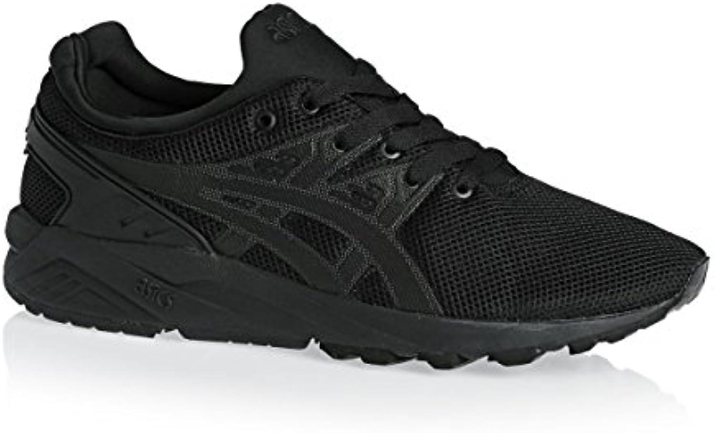 Asics Herren Gel Kayano Trainer H6D0N 9090 Sneaker  Mehrfarbig (Black 001)  37.5 EU