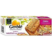 GERBLE - Galletas muesli con avena paquete 230 gr