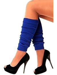 krautwear® pour femme–Jambières Jambières Guêtres overknees gestrickte Bas ANNÉES 1980Années 1980