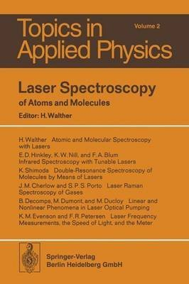 [(Laser Spectroscopy of Atoms and Molecules)] [Edited by H. Walther] published on (April, 2014)