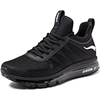 ONEMIX Men's Air Running Shoes Specialized Sports Shoes Breathable Light Sneaker