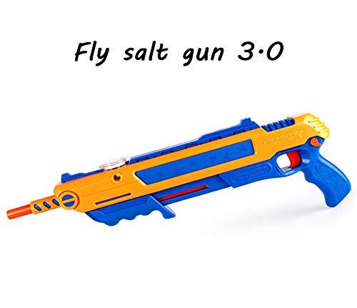 GJDAC Salt Fly Gun Tötet Mücken Airsoft para Bug Blow Gun Mosquito Elektrischer Fliegenmörder Salt Gun