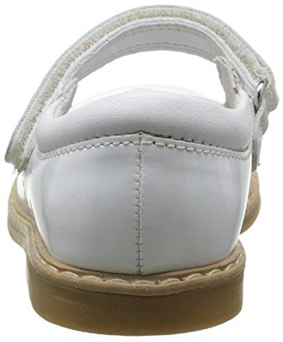 Start Rite Tamara, Babies fille Blanc (White Patent)