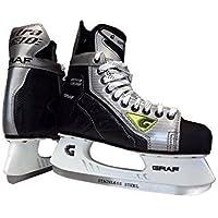 Graf Bolero Junior Jungen schwarz Eiskunstlauf verschiedene Größen erhältlich