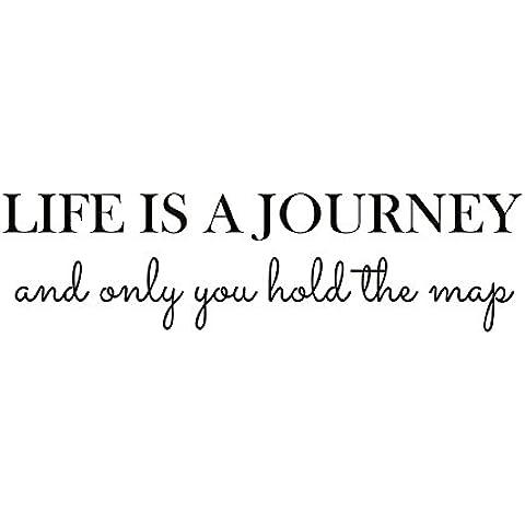 Vita È UN Viaggio e solo la