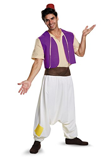 Fancy Dress Kostüm Disney - DISGUISE LIMITED Aladdin Street Rat Adult