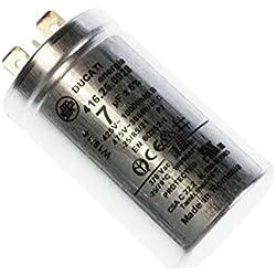 CANDY - CONDENSATEUR PERNAMENT 7 µF 450 V - 9010318