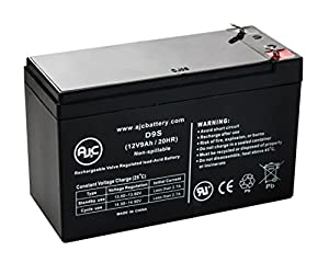 Rascal 355 Fold & Go 12V 9Ah Wheelchair Battery - This is an AJC Brand® Replacement