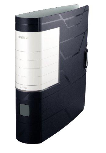 Preisvergleich Produktbild Leitz 10260095 Active Prestige Qualitäts-Ordner 180° (Polypropylen, A4, Breit) schwarz