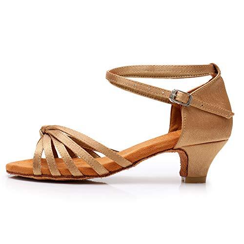 SWDZM Mujer/Niñas Zapatos Baile/estándar Zapatos