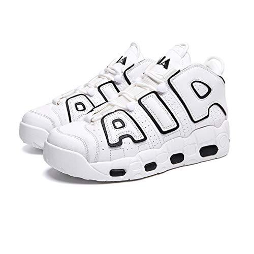 Generic Männer Basketball Schuhe Komfortable High Top Dämpfung Sneakers Casual Walking Laufen Jogging Trainer -
