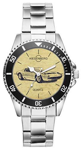 Regalo para Lamborghini Miura P 400 Oldtimer Fan Conductor Kiesenberg Reloj 6374