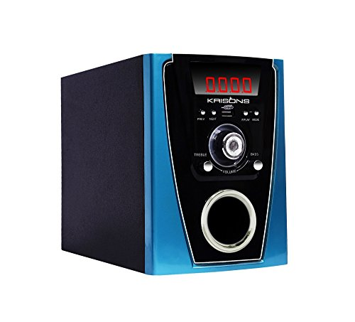 Krisons (Polo) 5.1 Bluetooth Multimedia Speaker for Home/Theatre with Big Digital Display