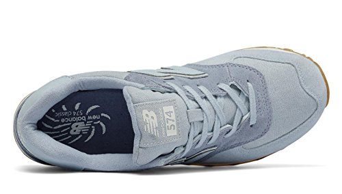New Balance Ml574sea, Sneakers basses mixte adulte Gris clair