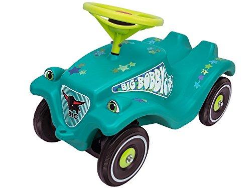 BIG Spielwarenfabrik Big 800056108 - Bobby-Car-Classic Little Star Kinderfahrzeug