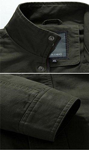 JZWXX - Blouson - Blouson - Homme 9929 Black